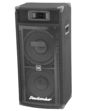 SRX-250 (200 WATTS RMS) Passive PA Wooden Speaker System
