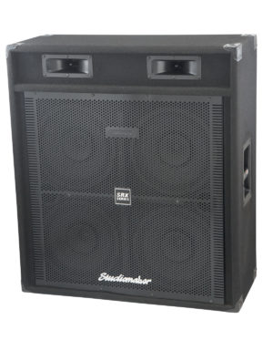 SRX-12.4 (400 WATTS RMS) Passive PA Wooden Speaker System