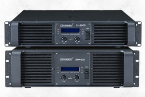 High Power Amplifiers by Studiomaker