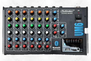 Mixing Consoles Equilizers by Studiomaker